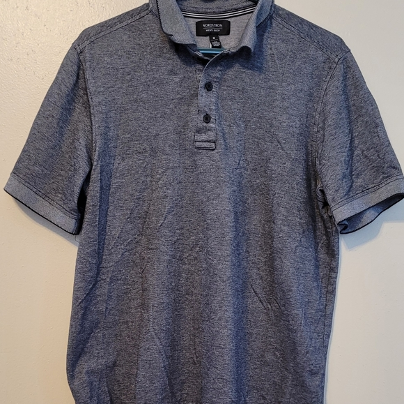 Nordstrom mens polo shirt size M 👌